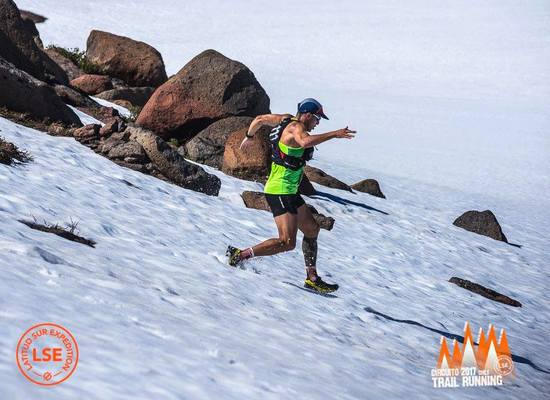 Trail Running Altos de Lircay