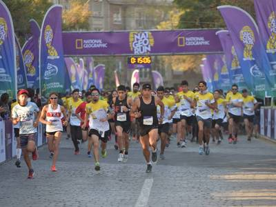 NatGeo Run Santiago
