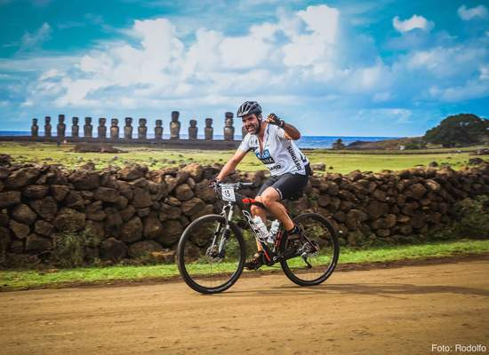 Mountain Bike Rapa Nui