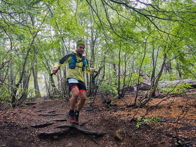 Altos de Lircay Trail Run
