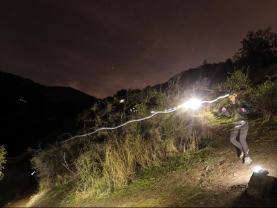 Santiago Nocturno Trail Run