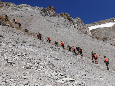 Climbing Tour Embalse El Yeso