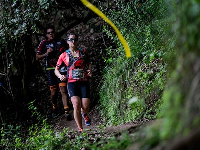 Cross Merrell Fest Trail Running